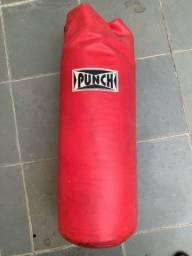 Saco pancadas Punch 90cm + par de luvas