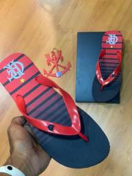 Chinelo original do flamengo