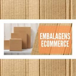 Caixas e embalagens para Ecommerce / negócios diversos