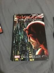 Livro Demolidor / A Queda de Murdock