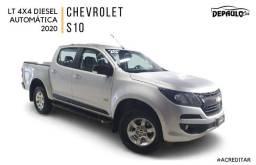 Título do anúncio: Chevrolet S-10 Diesel 4x4 LT AT