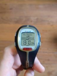 Monitor /relógio cardíaco Polar RS200sd - kit completo