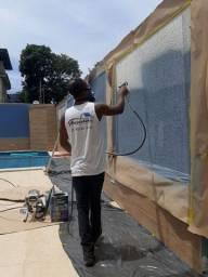 Pintor airless casa / comércio