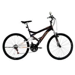 Bike houston stinger aro 26, quadro aço carbono