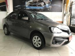 Título do anúncio: Toyota Etios Sedan X Plus 1.5 (Flex) (Aut) 2020 impecavel