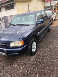 S10 - 1998 azul Diesel 2.5 Maxion