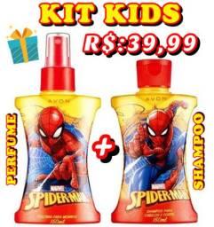 Kit Baby é Kids Avon VALORES JÁ NAS FOTOS OK