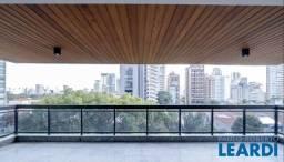 Apartamento para alugar com 4 dormitórios em Pinheiros, São paulo cod:640003