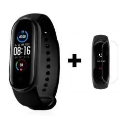 Relógio Xiaomi Mi Smart Band 5 Versão Global Original Lacrado com Película