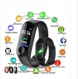 Relógio Smartwatch Inteligente Monitor Cardíaco<br><br>Esportes e Fitness<br><br>