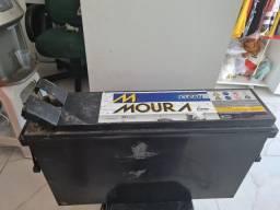 Bateria moura 170A estacionária