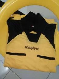 Camisa Árbitro de Futebol Semi-nova