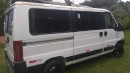 Venda ou troca Van Boxer 2012
