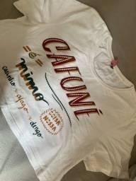 T shirt cafune farm