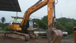 Escavadeira Sany 210 Ano 2011 6.500 horas