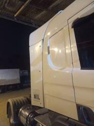 Scania. Defletor do Scania cabine p. tipo cegonheiro