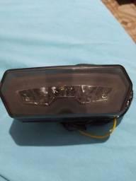 Título do anúncio: Lanterna com seta embutida cb650f cbr650f