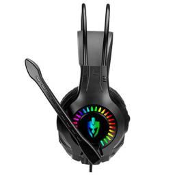 Headset Gamer P2 Rgb Apolo Eg-304 (loja centro)