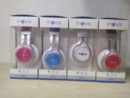 Fone de Ouvido Com fio inova N817