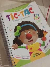 Livro Tic tac Integrado 2 e caderno de atividade