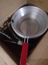 Fritadeira nova na caixa 3 litros pró gás