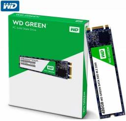 Ssd m.2 480gb - WD Green Novo!