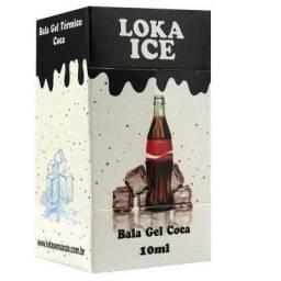 Bala Ice em gel comestível P or@l