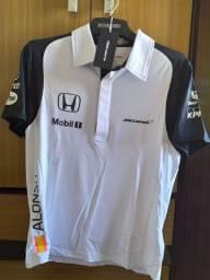 Camisa original F1 Team McLaren Honda Alonso - Nova