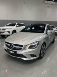 Título do anúncio: Mercedes CLA200 First Edition 1.6 T 2014 Blind. 25.000km