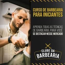 Clube da Barbearia - Curso de Barbeiro EAD