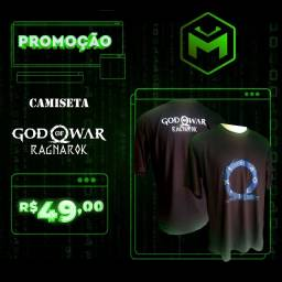 Camisa God Of War