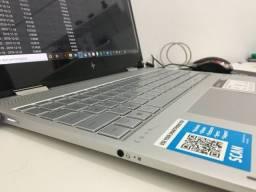Título do anúncio: Barbada!!! Ultrabook HP Envy X360 Conversível