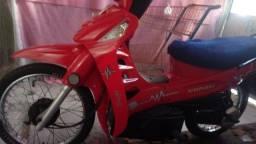 Título do anúncio: Vendo essa moto eletrica 3.000