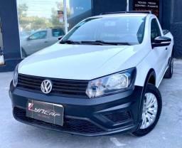 Título do anúncio: Volkswagen Saveiro Robust 1.6 2019/ Oportunidade