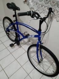 Vendo Bicicleta Caloi Semi Nova !