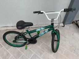 Bicicleta infantil bike menino