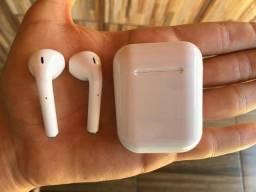 Fone Bluetooth i12 estilo AirPods