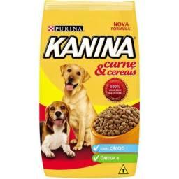 Ração Nestlé Purina Kanina Carne e Cereais para Cães Adultos - 15 Kg