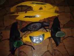 vendo peças usadas para moto BIZ-125