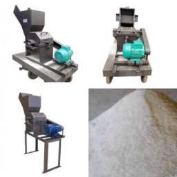 Triturador para concreto, coco, telhas, manilhas