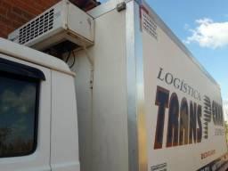 Baú Câmara Fria Litocargo, para caminhão 3x4