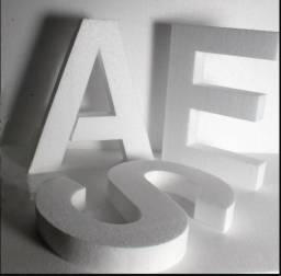 Título do anúncio: Letras caixa letreiros em PVC logo números comunicação visual fachada 3D