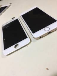 Reparo de display iPhone 4 5 6 7 8