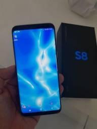 Galaxy s8 64gb prata (Touch não funciona)