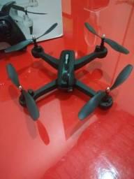 Drone filma em 1080p