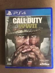 Call of duty WWII (vendo ou troco)