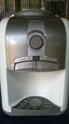 Bebedouro Esmaltec com motor de geladeira 110v- Gelando normalmente