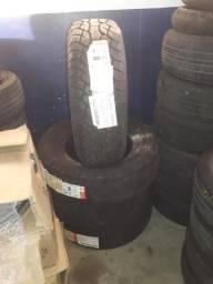 4 pneus novos de caminhonetes