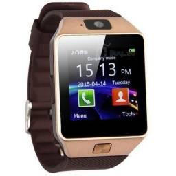 Smartwatch Imperdível Relógio celular Inteligente DZ09, Entrega local grátris!