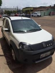 Fiat Novo Uno Way em perfeito estado - 2013